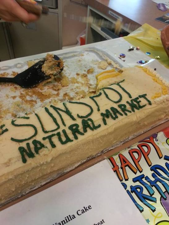 sunspotcake