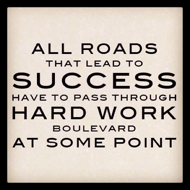 hardworkroad