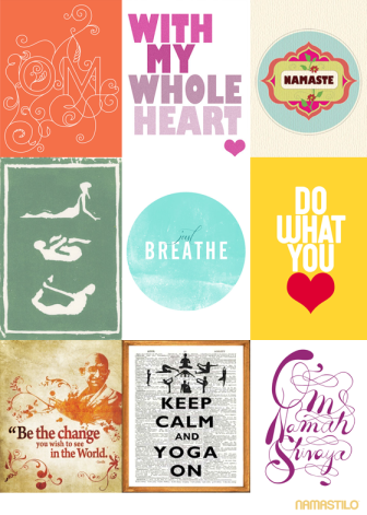 yoga_quotes_art_print_poster
